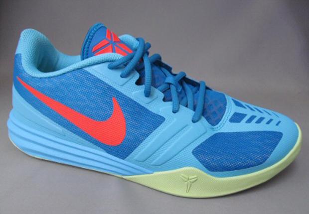2202794c7265 Nike Zoom Kobe Mentality - Upcoming Colorways - SneakerNews.com