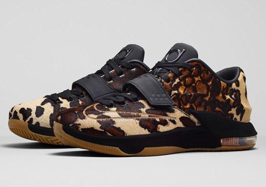 """Nike KD 7 EXT """"Longhorn State"""" – Nikestore Release Info"""
