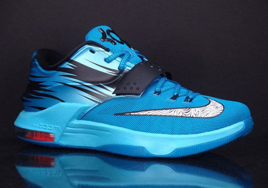 "Nike KD 7 ""Lacquer Blue"" – Available Early on eBay"