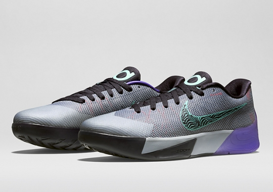 "outlet store b7ca7 0ab77 Nike KD Trey 5 II ""Magnet Grey"""