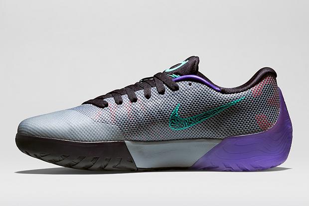 c3001544bde ... Nike KD Trey 5 II Color Magnet GreyHyper Grape-Hyper Turquoise-Cave  Purple Style ...