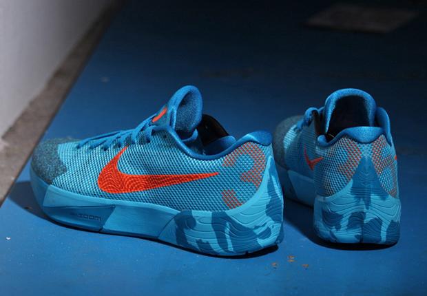 best sneakers 92c91 73ff7 Nike KD Trey 5 II – Clearwater – Total Orange