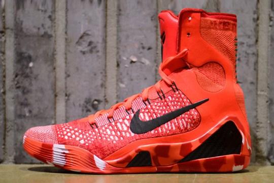 "Nike Kobe 9 Elite ""Christmas"" – Release Date"