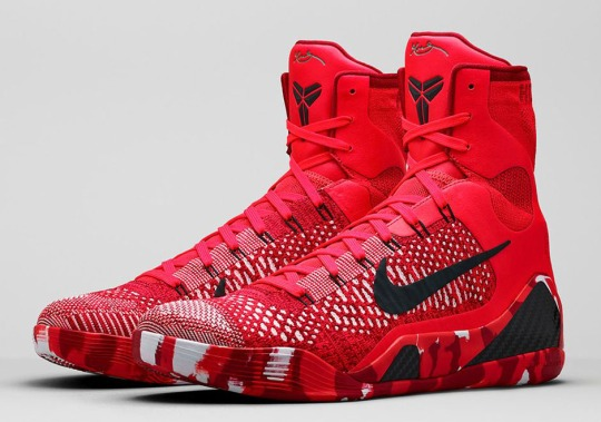 "Nike Kobe 9 Elite ""Christmas"" – Nikestore Release Info"