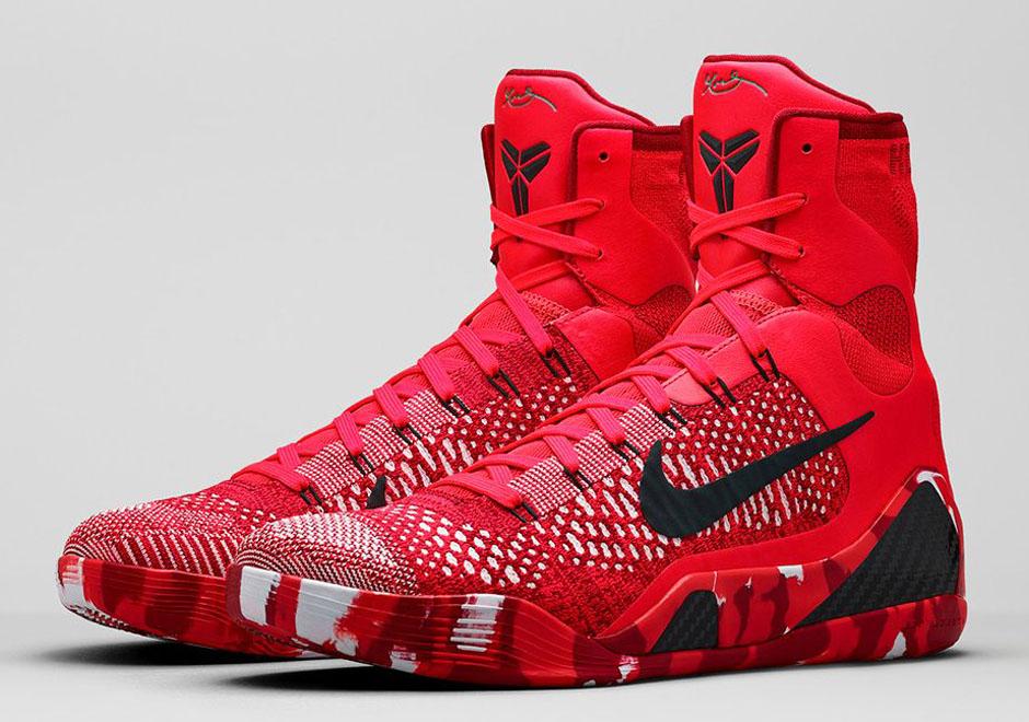 acd13bed83a0 Nike Kobe 9 Elite