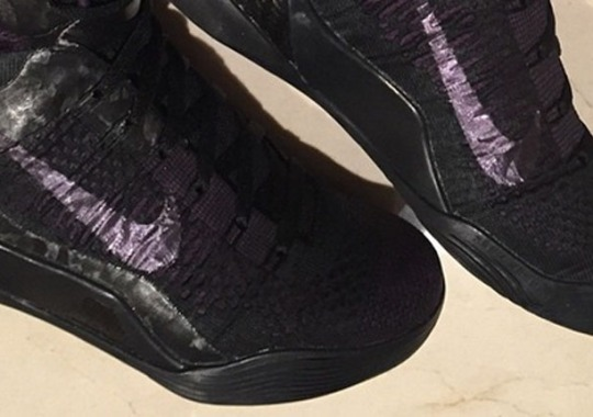 "Nike Kobe 9 Elite ""Maleficent"""