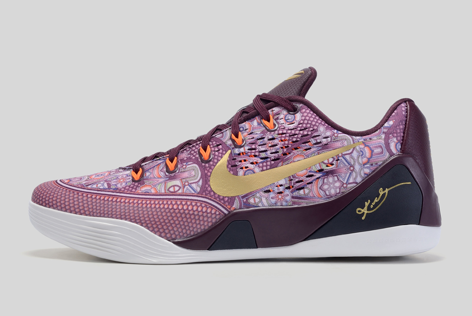 "... Elite Fea Nike Kobe 9 EM ""Silk"" ..."