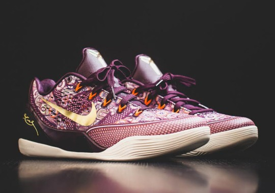 "Nike Kobe 9 EM ""Silk"" – Arriving at Retailers"