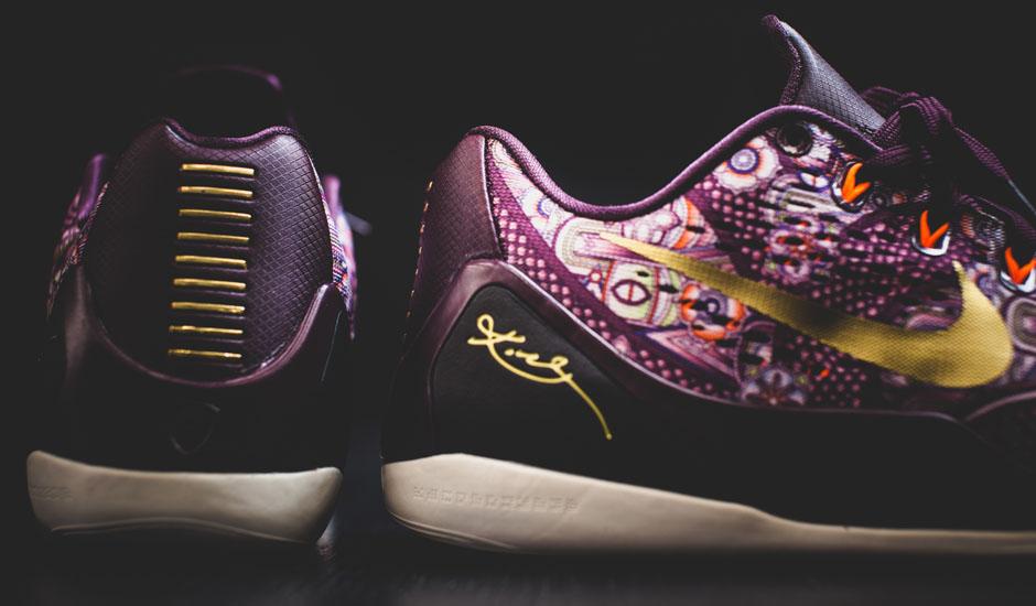 """... Nike Kobe 9 EM """"Silk"""" – Arriving at Retailers ... 95671fb840"""