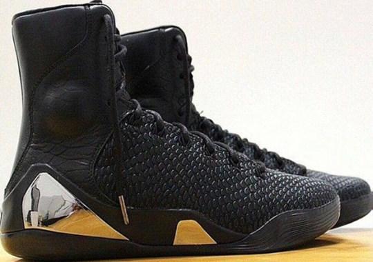 a470a919ea0c Nike Kobe 9 KRM EXT Black Mamba - SneakerNews.com