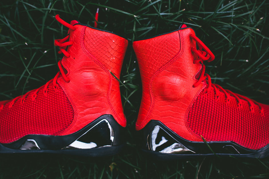 online store bb7a0 5e63f Nike Kobe 9 EXT KRM High