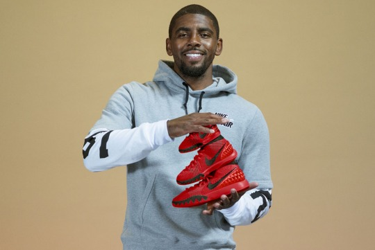 Kyrie Irving's Signature Shoe To Be Available in Kids and Toddler Sizes
