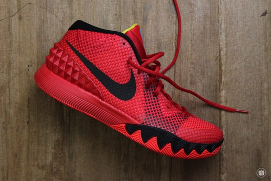 "Nike Kyrie 1 ""Deceptive Red"" – Release Date"