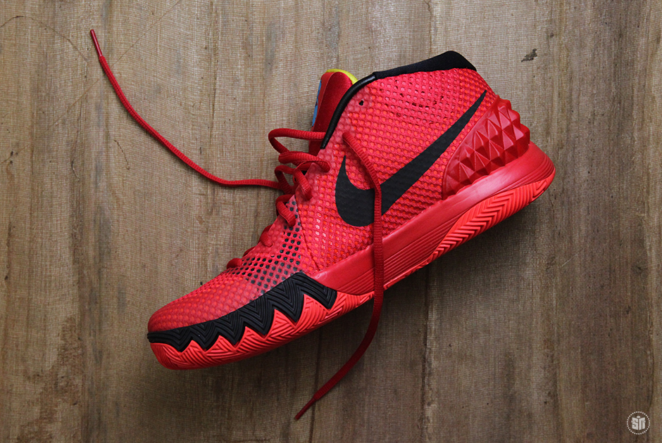 """Nike Kyrie 1 """"Deceptive Red"""" - Release Date - SneakerNews.com"""