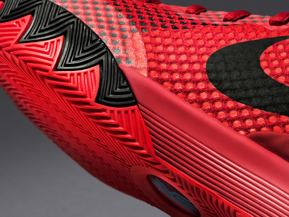 """e9e1be06a99 Nike Kyrie 1 """"Deceptive Red"""" Color  Bright Crimson.Black-University Red-Black  Style Code  705277-606. Release Date  January 10"""