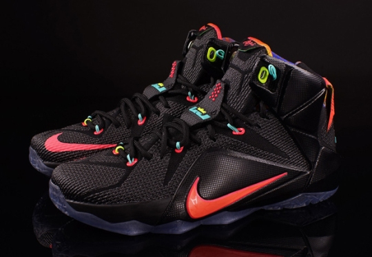 "Nike LeBron 12 ""Data"" Release Moved Forward"