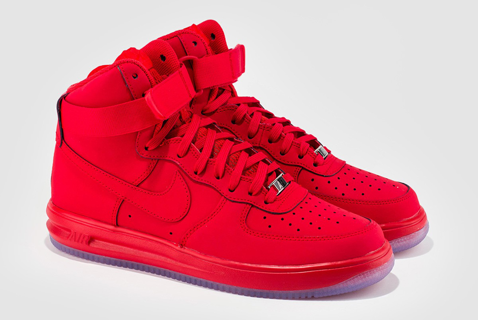 adidas air force rosse