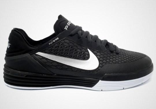 Nike SB P-Rod 8 – Black – Metallic Silver