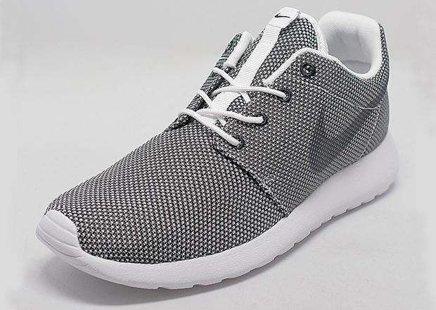 Nike Roshe Maille Noire