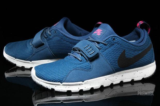Nike SB - Trainerendor Blue Force
