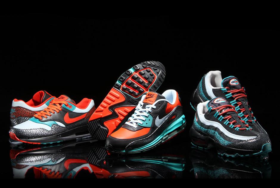 Nike Air Max 95 Kabutomushi