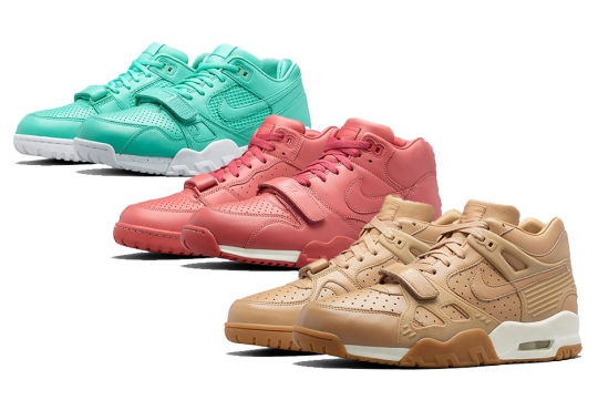 "Nike Sportswear Air Trainer ""Tonal Leather"" Pack – Release Dates"