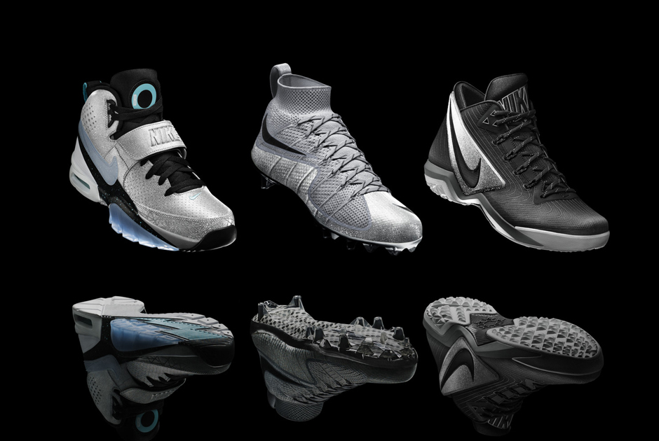 Nike Unveils Footwear Collection To Celebrate First College Football Playoff