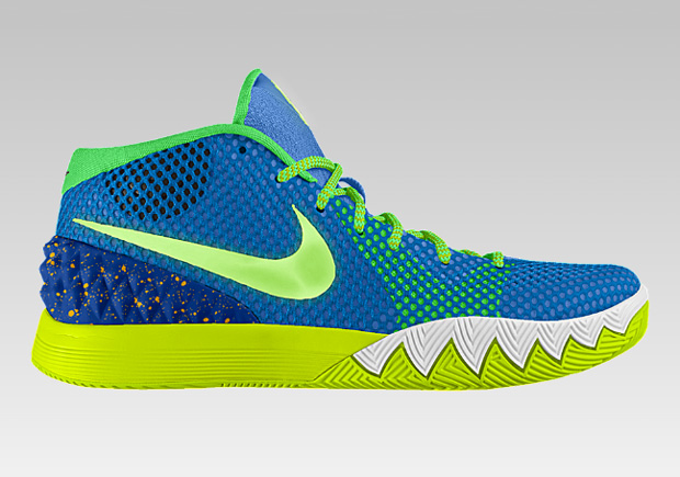 best service 1be7f e0be6 ... czech the nike kyrie 1 was officially unveiled today but theres more  the shoe is also