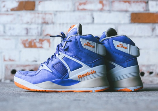 Packer Shoes x Reebok Pump 25 – Available
