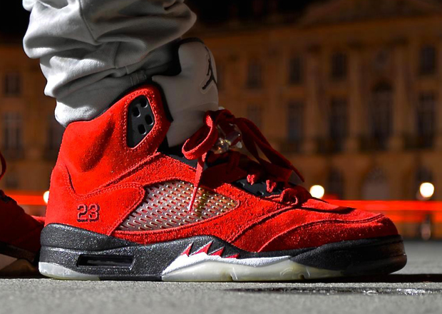 "new product 676f4 4b54e Air Jordan 5 ""Raging Bull"" Rumored To Release in 2015"