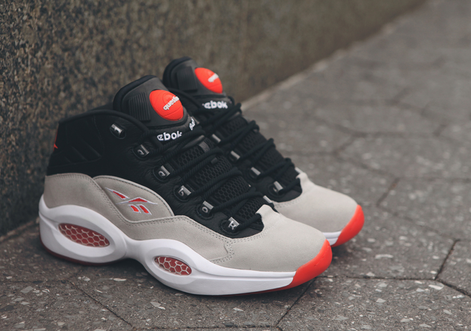 a detailed look at the reebok pump question. Black Bedroom Furniture Sets. Home Design Ideas
