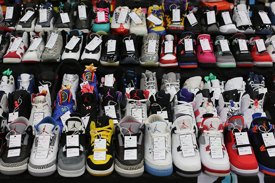 Jordan Shoe Convention