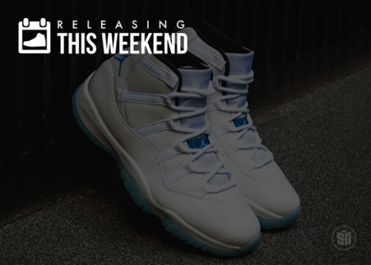 Sneakers Releasing This Weekend – December 20th, 2014