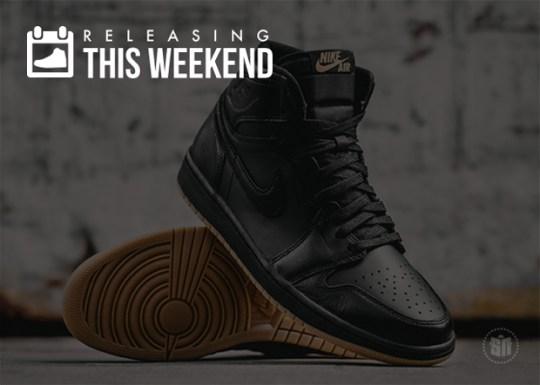 Sneakers Releasing This Weekend – December 6th, 2014