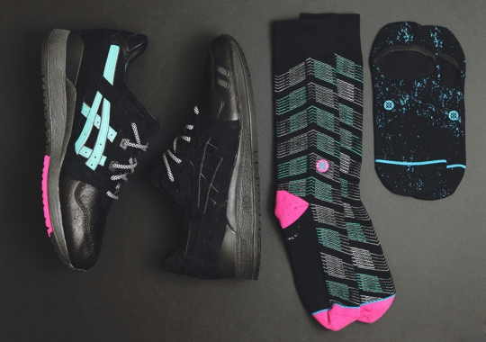 "Solefly x Asics Gel Lyte III ""Night Haven"" – Release Reminder"