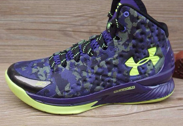 under armour curry one all star