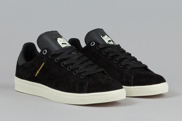 premium selection dfe7e 46fbb The Hundreds x adidas Stan Smith Vulc