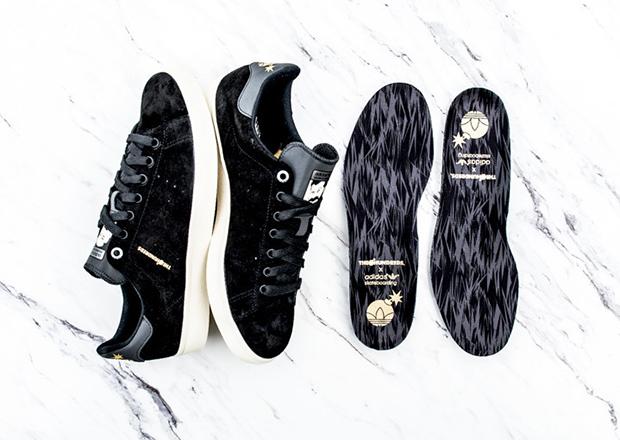 hundreds x adidas stan smith