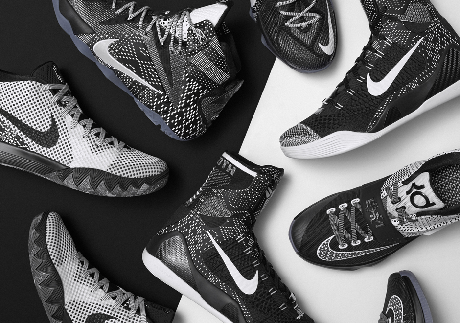 79050ffb4e83 Nike Basketball 2015 BHM Collection - SneakerNews.com