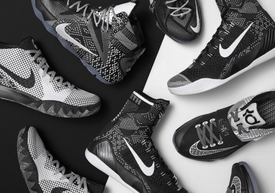Nike Basketball 2015 BHM Collection