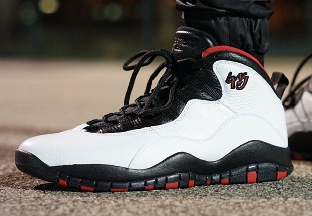 best sneakers 45f6f c42ac Another Look at the Air Jordan 10