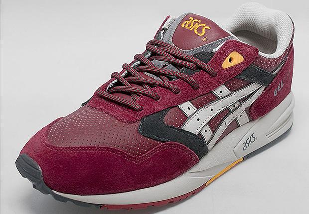 Asics Gel Saga (Burgundy/White) Men's Shoes H538L.2599 | eBay |Maroon And Yellow Asics Shoes