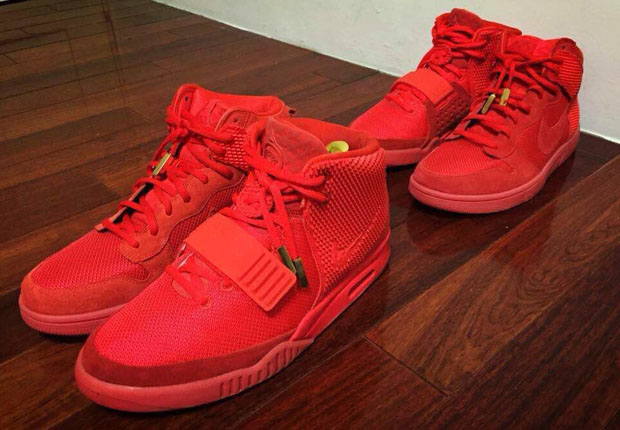 Nike Sb Dunk Yeezy Ottobre Rosso v8keY