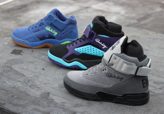 Ewing Athletics Releases For January 2015