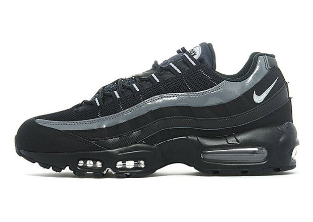 Air Max 95 Black Wolf Grey