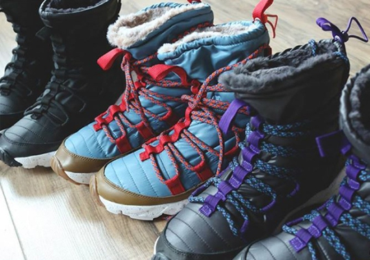 Nike Transforms The Footscape Into The Route Sneakerboot SP