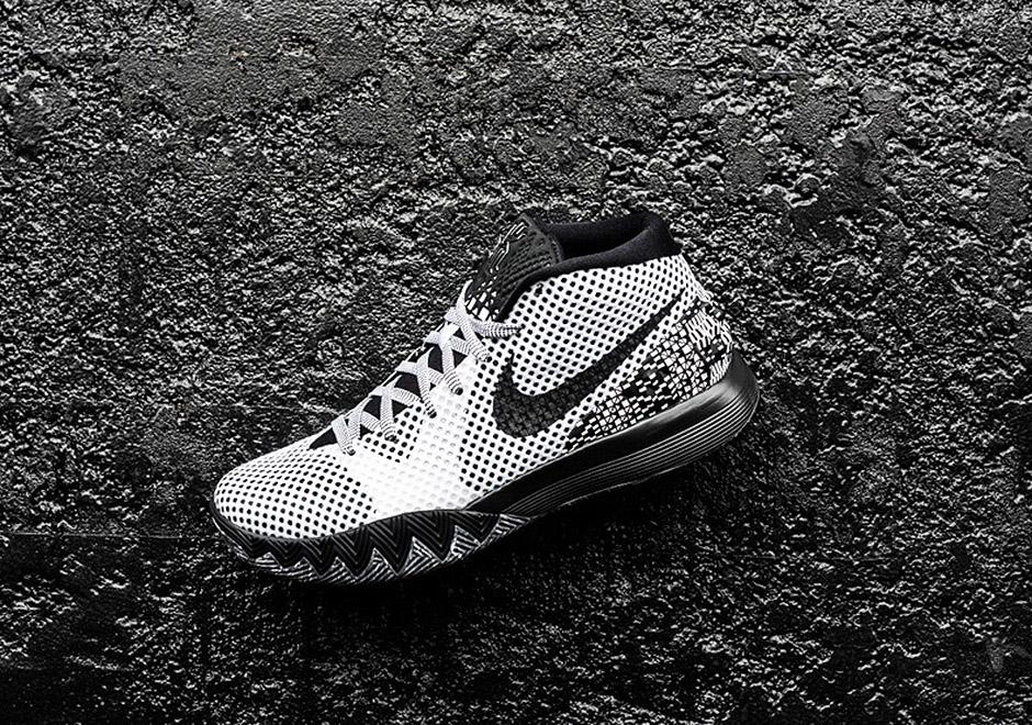 """Nike Kyrie 1 """"BHM"""" - SneakerNews.com"""