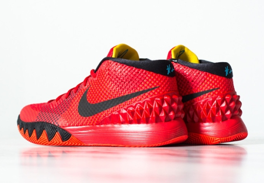 "Nike Kyrie 1 ""Deceptive Red"" – Release Reminder"