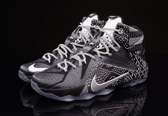 "Nike LeBron 12 ""BHM"" – Release Reminder"