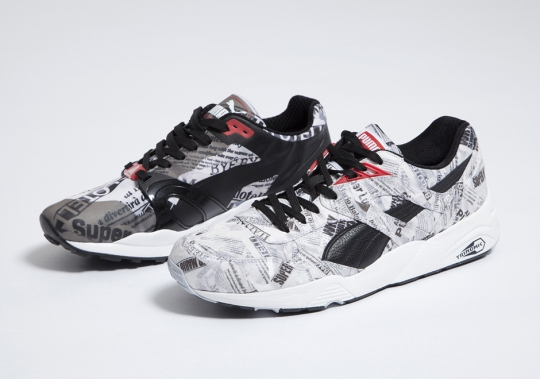 """Puma """"NYC"""" Collection for Spring 2015"""